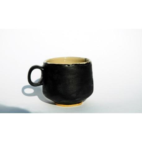 Filiżanka do espresso czarna