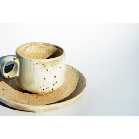 Filiżanka na mała czarną kawę